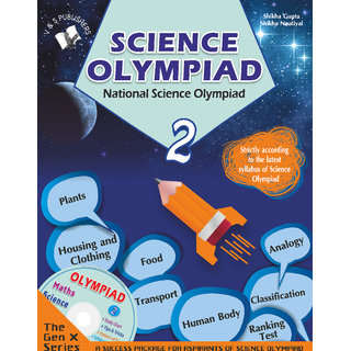 NATIONAL SCIENCE OLYMPIAD - CLASS 2