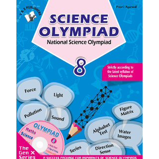NATIONAL SCIENCE OLYMPIAD - CLASS 8