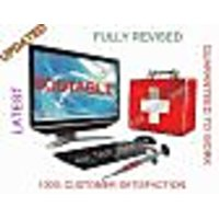 Bootable Repair, Rescue Recovery, Safety, Security, Testing Tool Kit Disc