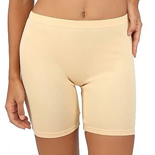Bralux Skin Cotton Plain Short
