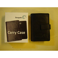 Seagate Leather External Hard Disk Carry Case. For All 2.5 Inch Hard Disks