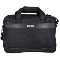Top Gear Black Laptop Bag (13-15 inches)