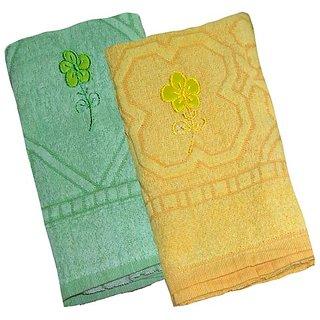 iLiv Patch Bath Towels Set Of 2