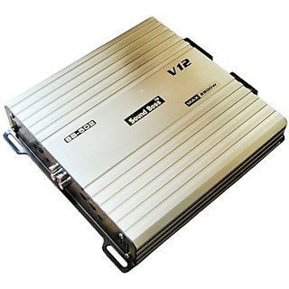 SoundBoss SBA-04 HIGH POWER Two Class AB Car Amplifier
