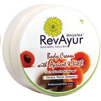 RevAyur Massage Cream With Apricot (200 Gm)
