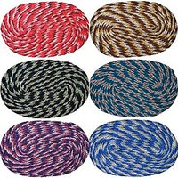 Weaved Door Mats (Pack Of 6)