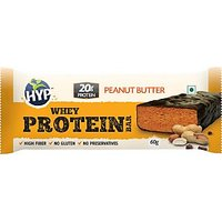 HYP Whey Protein Bar (Box Of 6 Bars) - Peanut Butter  Chocolate