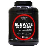 Sinew Elevate Mass Gainer-2kg-Kesar Badam Pista