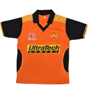 Sun Rises Hyderabad Jersey Half Sleeves T Shirt
