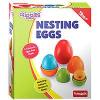 Funskool- Nesting Eggs