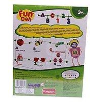 Funskool-Fundoh Numbers Letters N Fun, Multi Colour