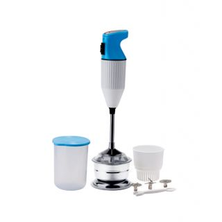 Anjalimix Metalica Hand Blender 200 Watts (Blue)