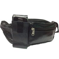 TRAVEL POUCH - BUMBAG - SHEEP LEATHER