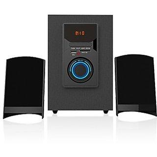 Punta P2150UF 2.1 Multimedia Speaker (USB/FM/SD Card)