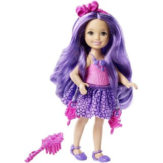 Barbie Endless Hair Kingdom Jubior Doll Dkb54