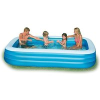 INTEX Inflatable Swimming Pool 10ft6ft With Electric Air Pump #58484