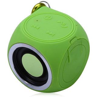 waterproof Bluetooth wireless Speaker (Green)
