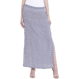 Globus WomenS Multi Colored A-Line Skirt