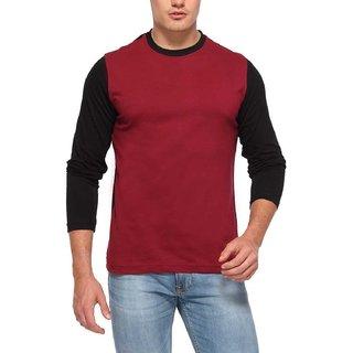 Zembo Wear Full Sleeve Round Neck T-shirt