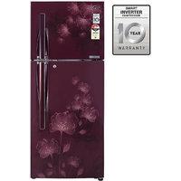 Lg Gl-D292Jsfl 258 L Frost Free Double Door Refrigerator