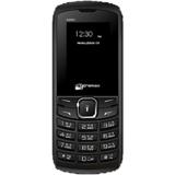 Micromax X090 Black Mobile