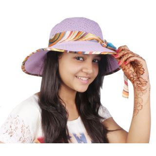 sushito Purple Women Holiday Hat For Women JSMFHCP1297