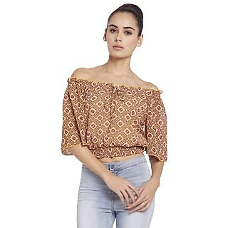 Globus WomenS Yellow Colored Top