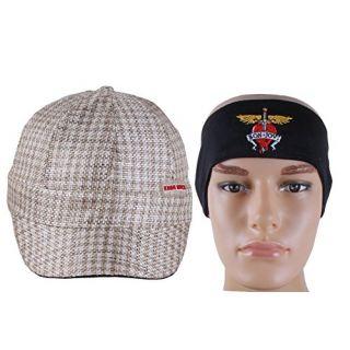 sushito Jstarmart Cap Combo Black Headwrap JSMFHCP1017