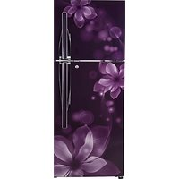 LG 255 L Frost Free Double Door Refrigerator (GL-F282RPOL, Purple Orchid)