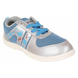 Bersache Silver Blue-254 WomensSports Shoes (Running Shoes)