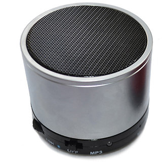ISM-Callmate-MBSDF-S10-Silver-Wireless-Bluetooth-Speaker