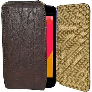 Totta Holster for Videocon A53 (Brown)