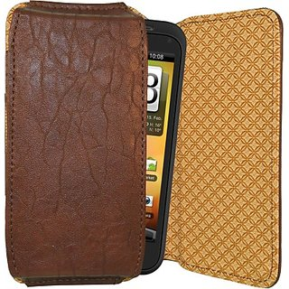Totta Pouch for HTC Sensation (Brown)