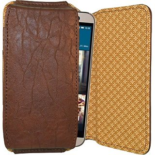 Totta Pouch for HTC Desire VC (Brown)
