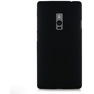 HARD BACK CASE COVER FOR ONEPLUS 2 ONE PLUS TWO (BLACK)