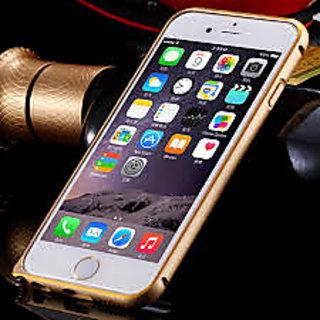 Apple iPhone 6 Bumper Luxury Slim Aluminium Metal Frame GOLD