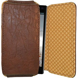 Totta Pouch for LG G4 (Brown)