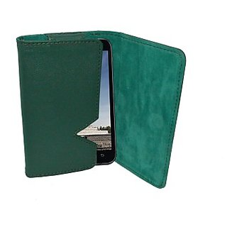 Totta Pouch for Karbonn S15 (Green)