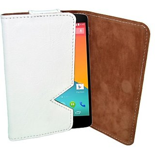 Totta Pouch for LG G2 4G (White)