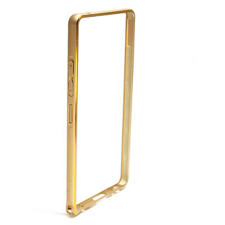 IPHONE 6 PLUS MATTEL BUMPER GOLD