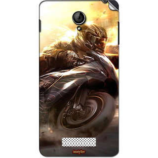 Instyler Mobile Skin Sticker for XOLO WIN Q1000