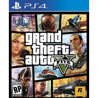 Grand Theft Auto 5 GTA 5 For PS4 GTA 5 For PlayStation 4