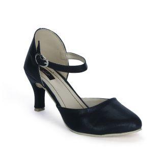 Funku Fashion Black Stiletto Heels