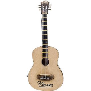 Craft Art India Handmade Dummy /Miniature of Guitar / Gitar CAI-HD-0224