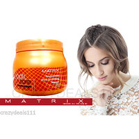 Matrix Opti Care Smooth Straight Professional Ultra Smoothing Hair Spa