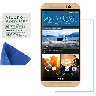 Vimi Temperd Glass For  Htc One M9+