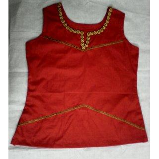 Women  ladies  girls designer cotton sleeveless top tank top  tees