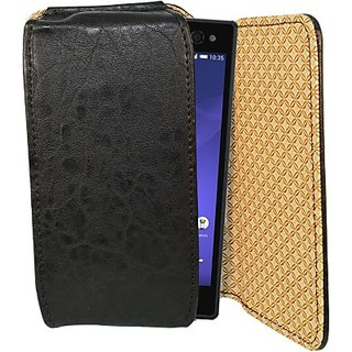 Totta Pouch For Sony Xperia S (Black)