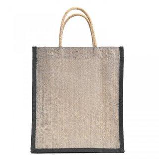 Verdant Globe Carry Bag  Shopping Bag  Tote Bag  handbag Jute Bag  12x10x4 inch  available at shopclues for Rs.129