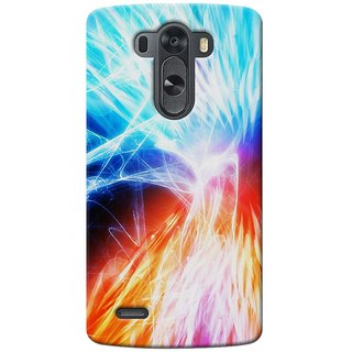 SaleDart Designer Mobile Back Cover for LG G3 D855 D850 D851 D852 LGG3KAA443